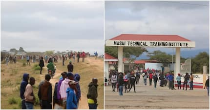 Kajiado college closed indefinitely following student's violent fight over food