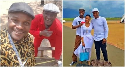 Comedians Jalang'o and Otoyo reunite for exciting comedy show years after ditching Papa Shirandula