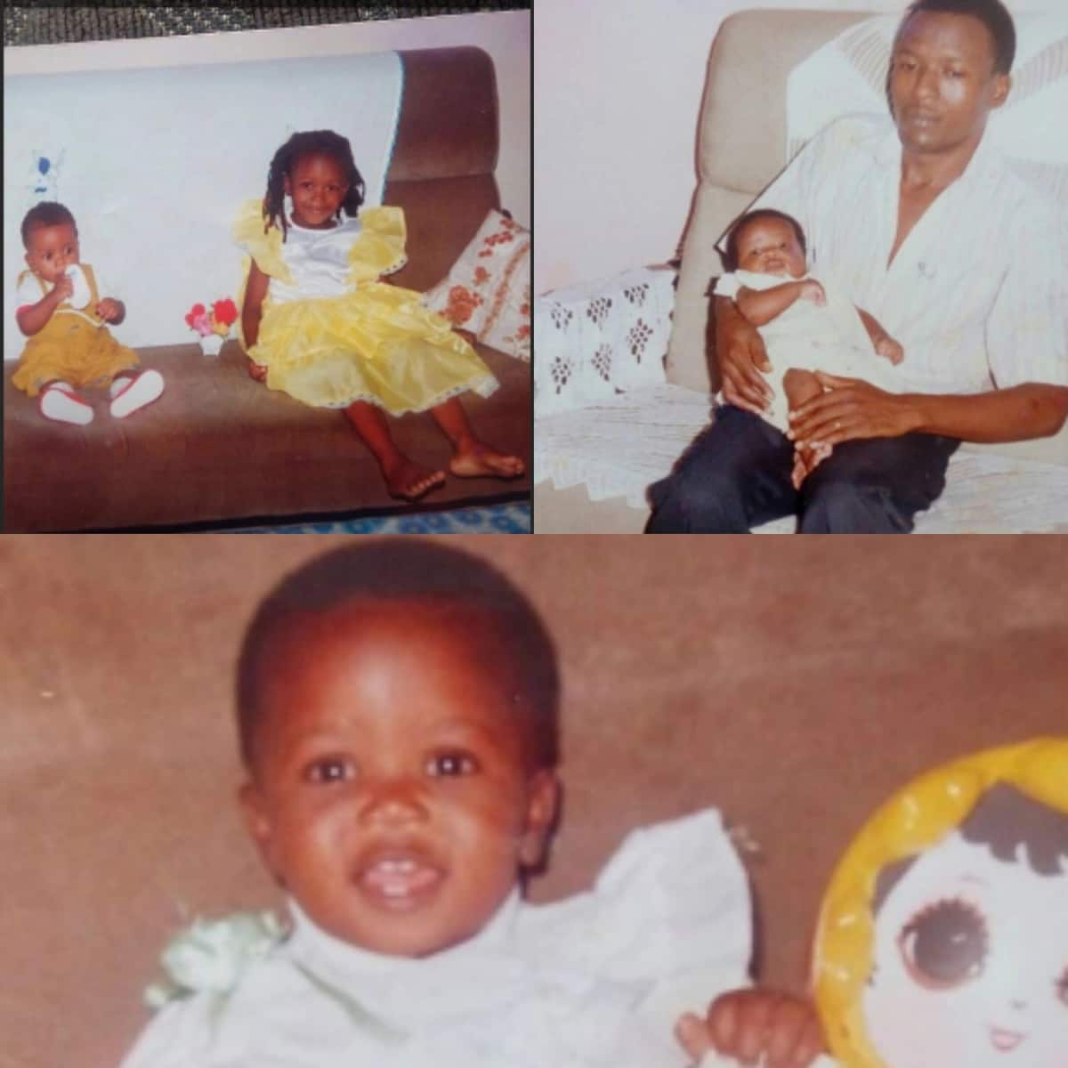 Bootylicious socialite Vera Sidika introduces her family and TUKO.co.ke has the photos