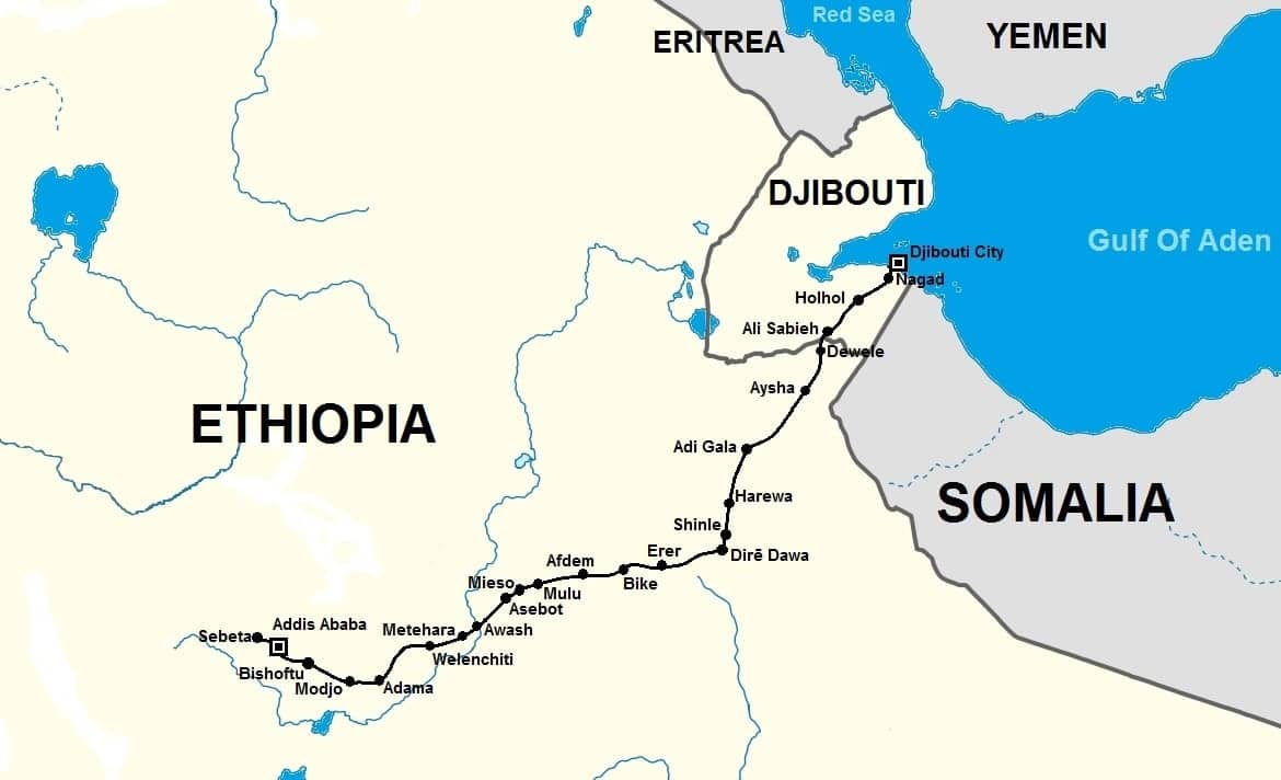 Horn of Africa, horn of Africa countries, countries in the horn of Africa