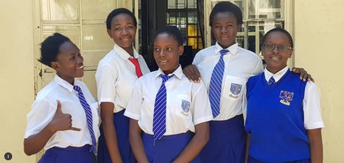 5 Kenyan girls who invented an App to end Female circumcision to fly to Google HQ