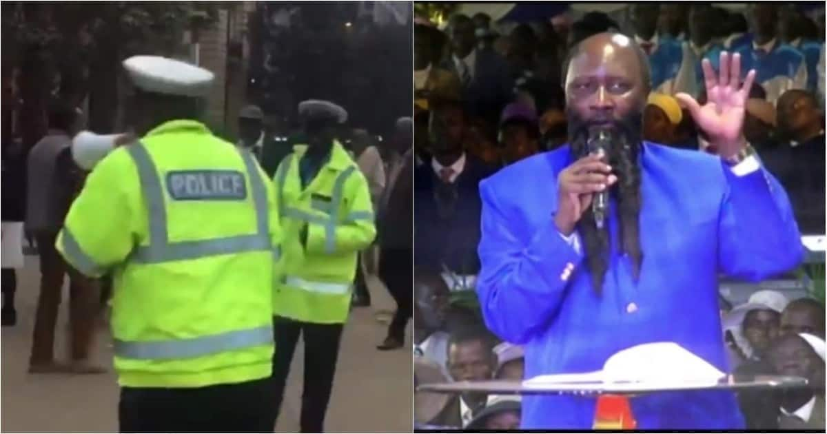 Police officers promoting Prophet Owuor's miracles now risk disciplinary action