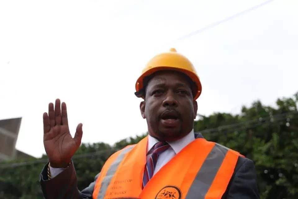 Sonko talks tough on city land grabbers as ex-governor Kidero spends night in police cells