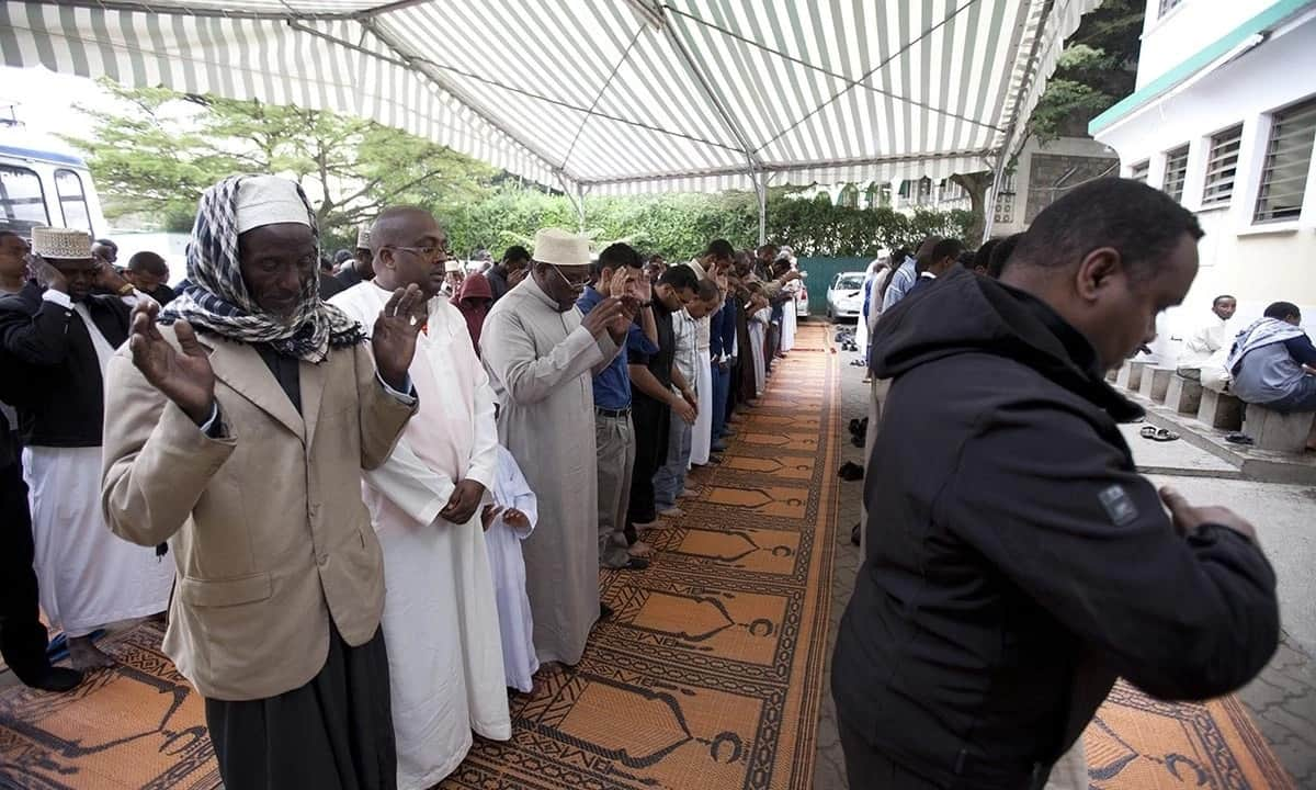 Ramadan 2018 in Kenya