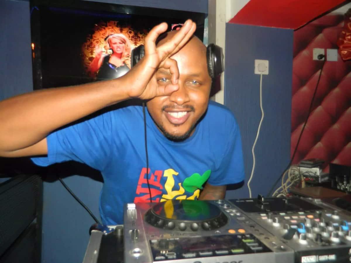 DJ Creme De la Creme forced to respond to suggestions he is Illuminati