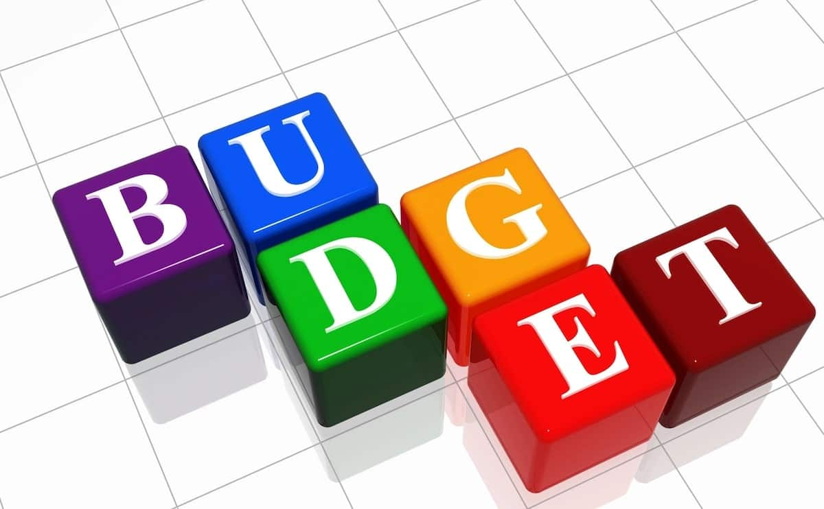 Types of budgets  Types of operating budgets Different types of budgets