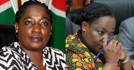 Embattled former Youth PS Lillian Omollo reveals how she became millionaire