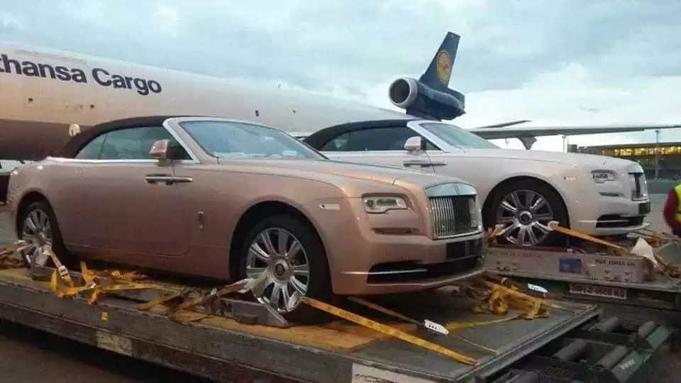 These Are The Top 10 Most Expensive Cars In Kenya And