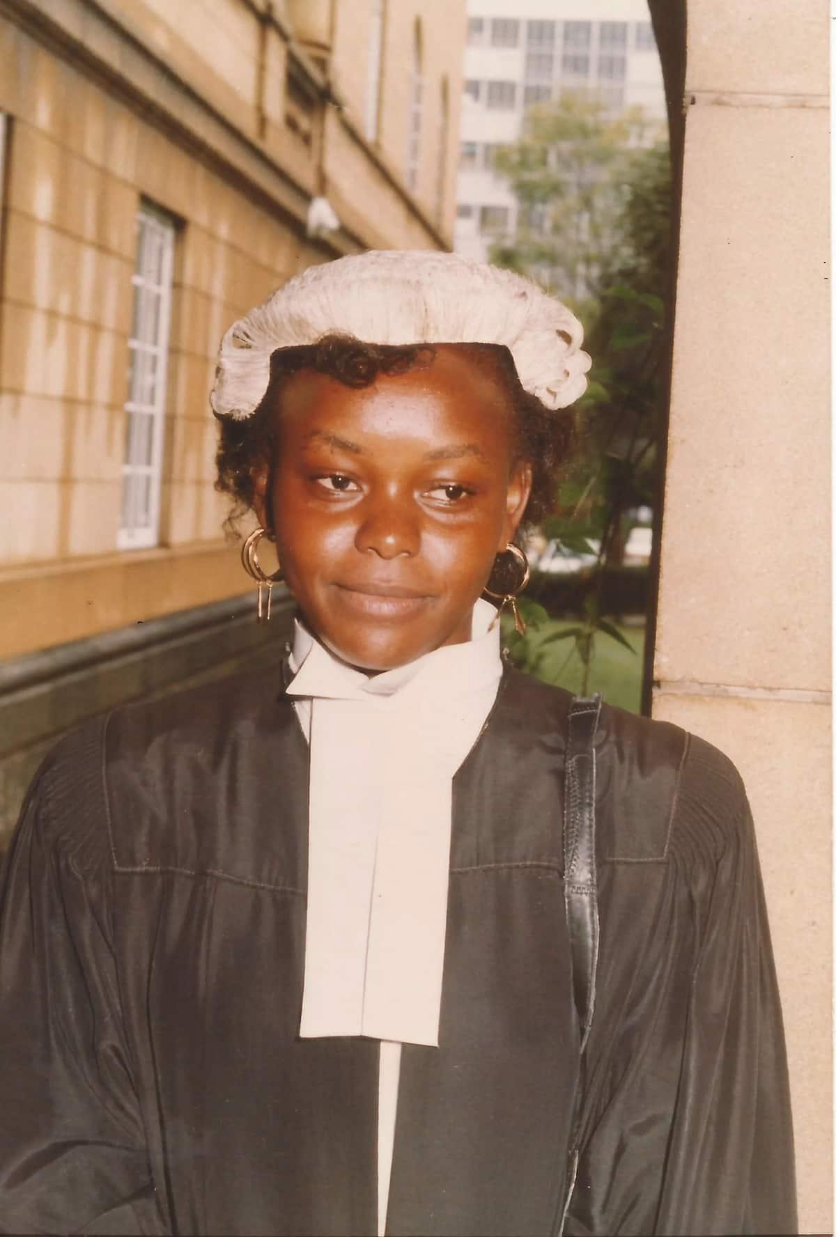 Millie Odhiambo akimkabili polisi, na PICHA zingine za mbunge huyo mzushi
