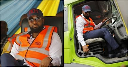 Mombasa Governor Hassan Joho is back with a bang after missing in action for days