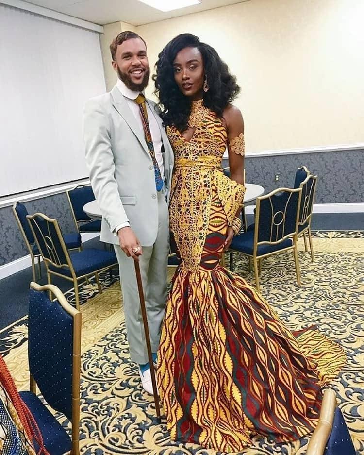 Latest Kitenge dress design