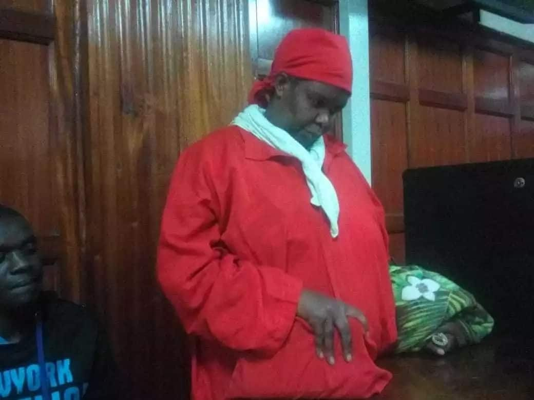 Prophetess who predicts death of prominent politicians charged in court for demanding to see Matiang'i