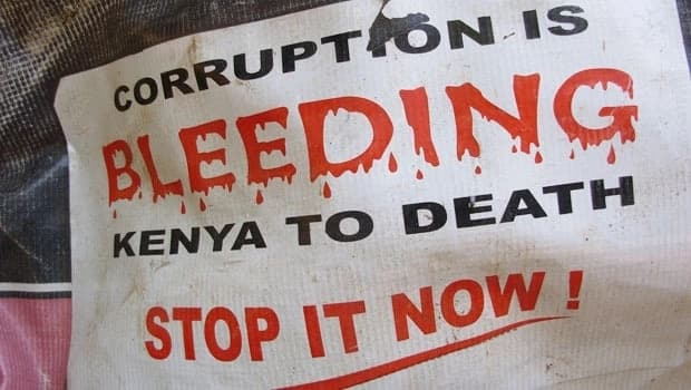 9 sure signs all citizens are corrupt as told by fellow Kenyan