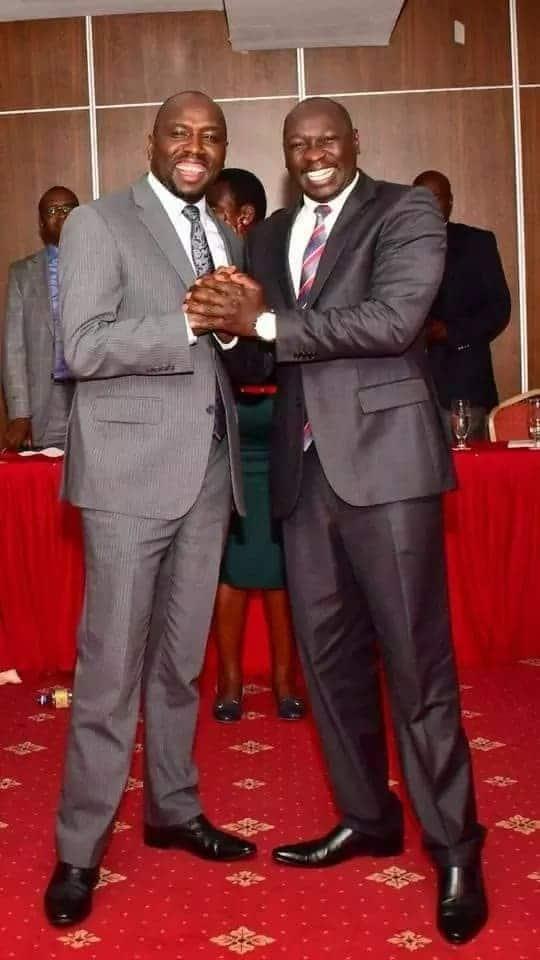 Kipchumba Murkomen makes U-turn says all is well in Jubilee