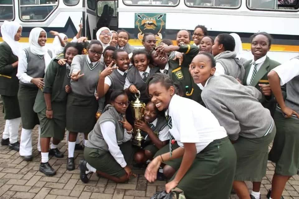 State House Girls yawataka wazazi kulipa KSh 100,000 kugharamia ziara nga'mbo