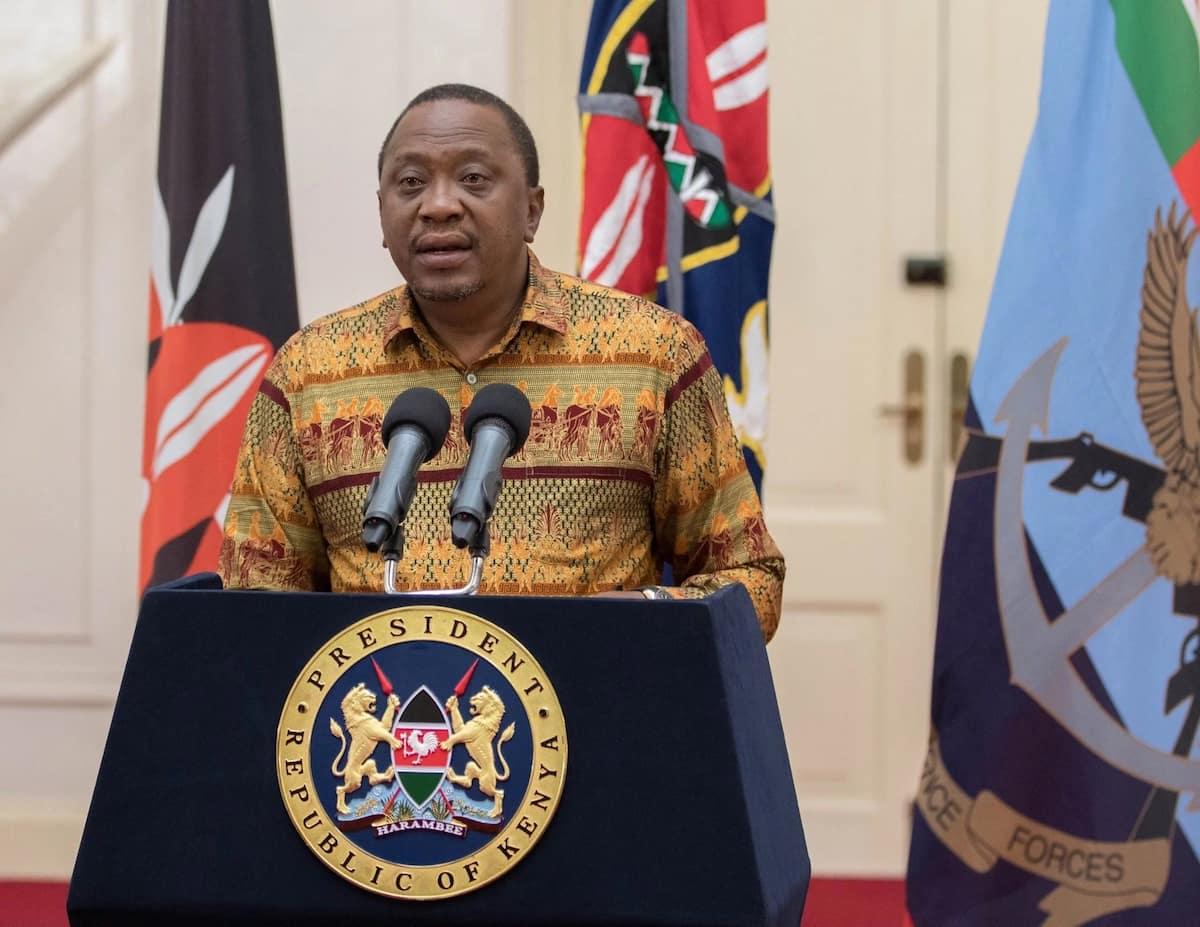 Uhuru skips devolution conference in Kakamega, cites bad weather