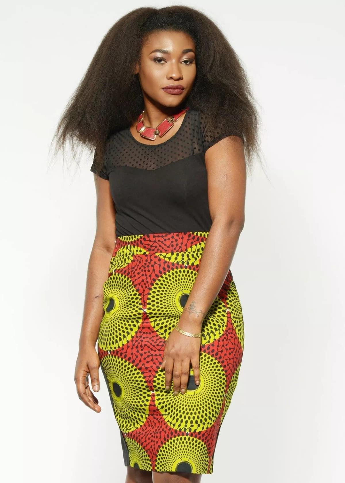 7ae584b151c166 How to wear pencil skirts ▷ Tuko.co.ke