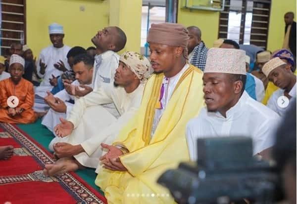 Ali Kiba's brother ties the knot days after bongo star's mega wedding