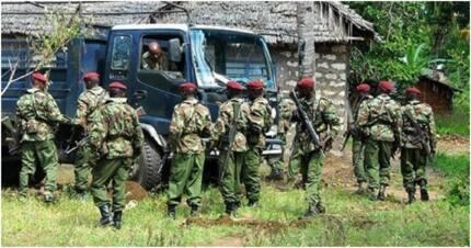Wanamgambo wa al-Shabaab wawaua maafisa 5 wa GSU Liboi