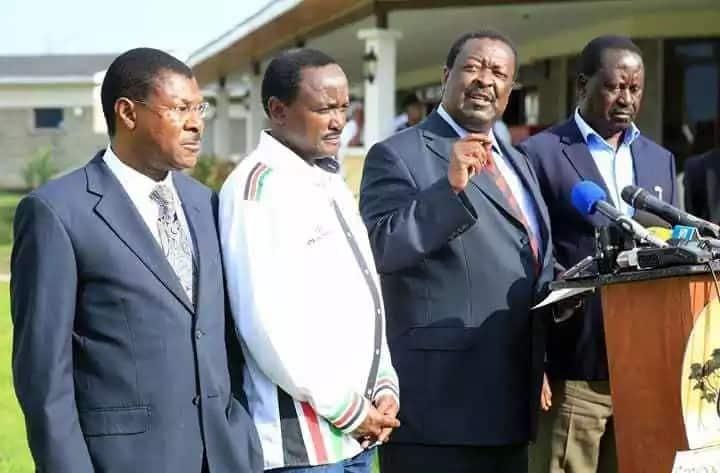 NASA senators blast Wetangula for dragging Raila into his misfortunes