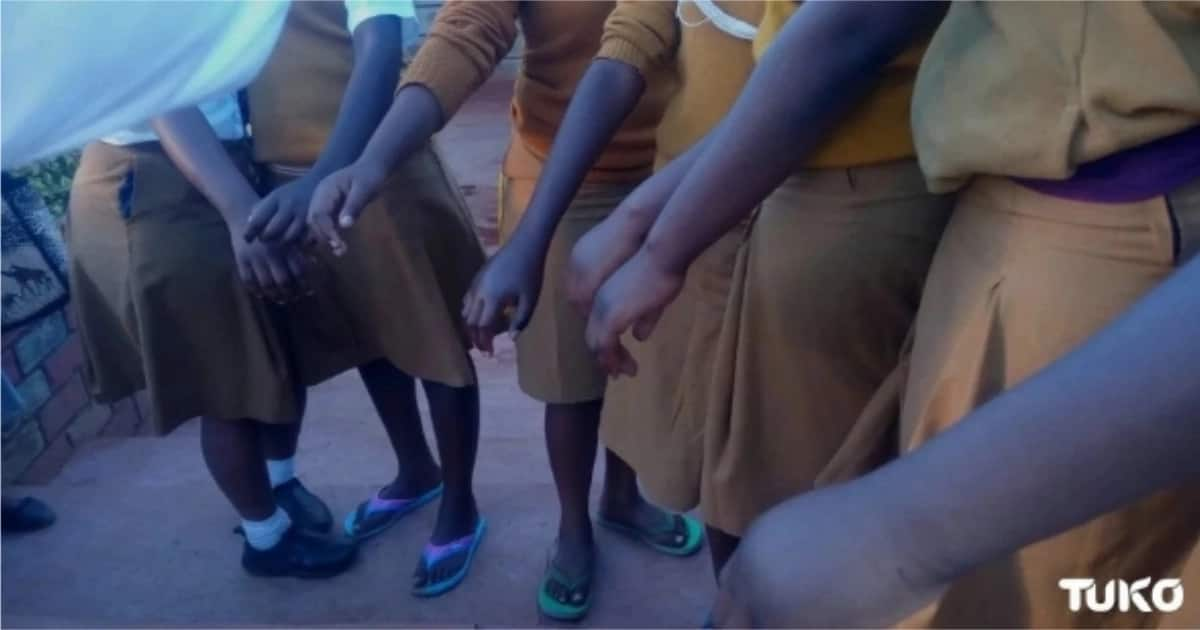 60 students sent home after mysterious disease strikes Murang'a school affecting girls only