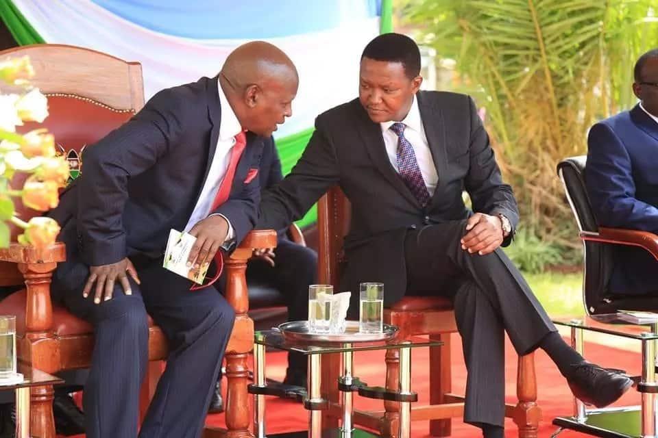 Gavana wa Machakos aahidiwa kuungwa mkono kwa urais 2022 na wandani wa William Ruto