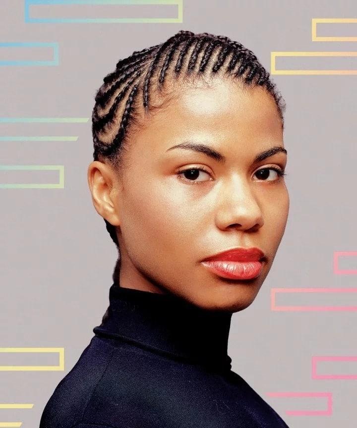 Latest Nigerian Cornrow Hairstyles Tuko Co Ke