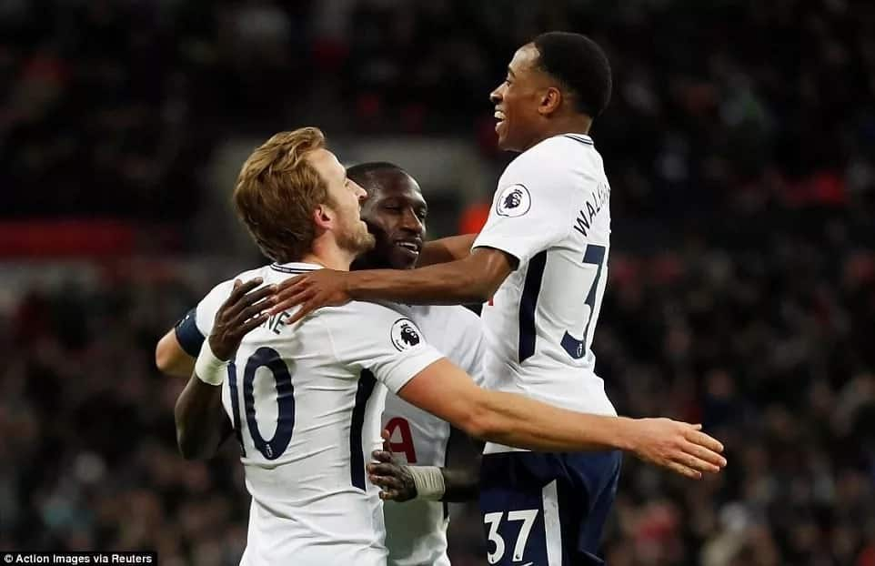 Harry Kane scores twice as Spurs routs League One side AFC Wimbledon 3-0 to qualify for the next round of the FA Cup