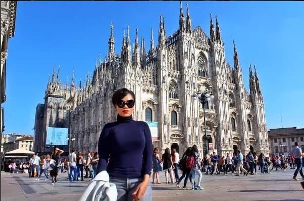 Vera Sidika shows Dubai, Milan people how socialites roll
