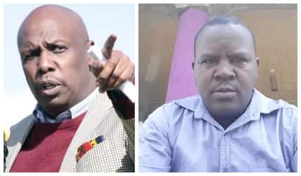 Gideon Moi drags Nakuru man to court for allegedly trying to defraud him KSh 100 million piece of land