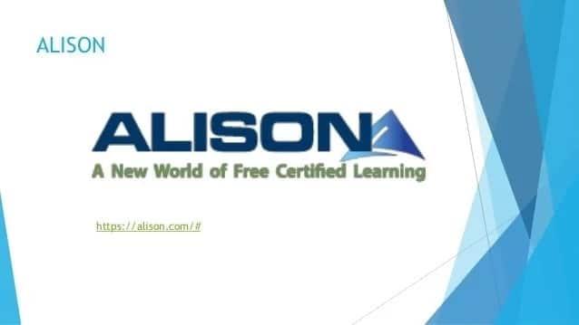 Alison courses online