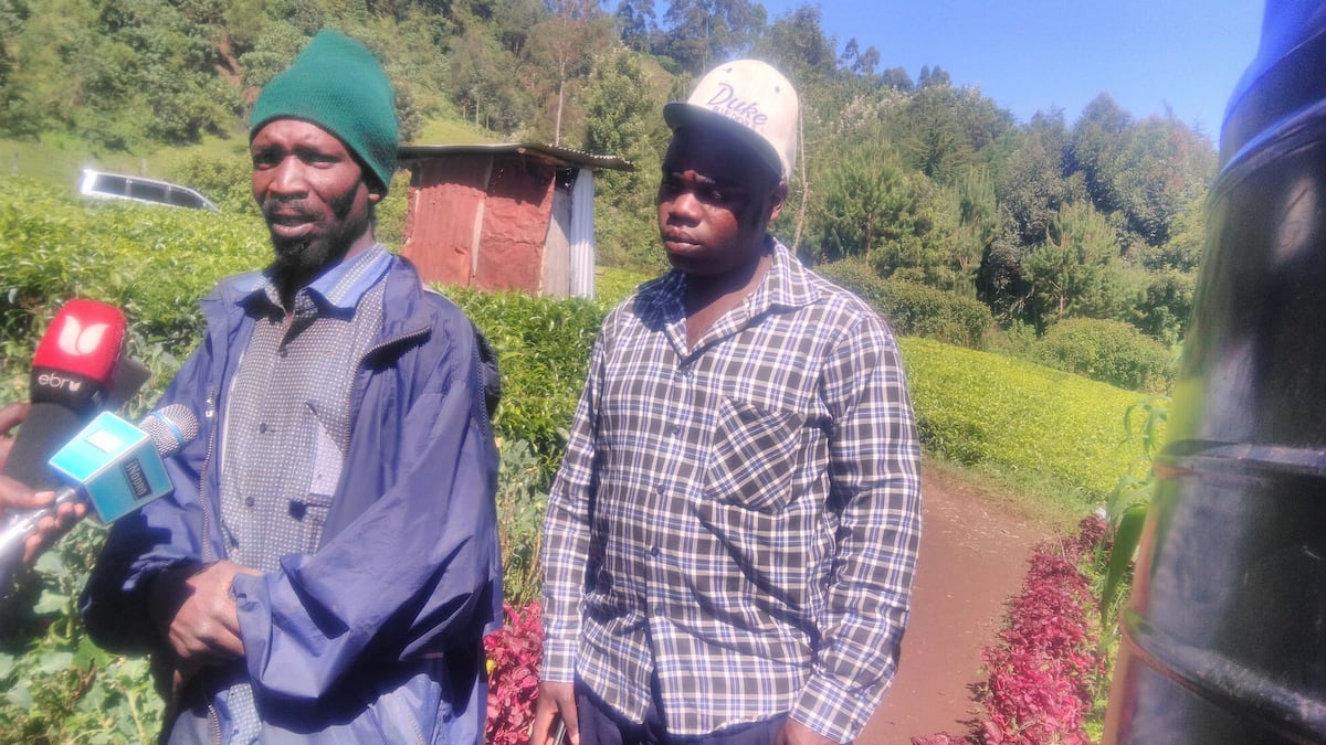 Murang'a woman clobbers 3-year-old son to death