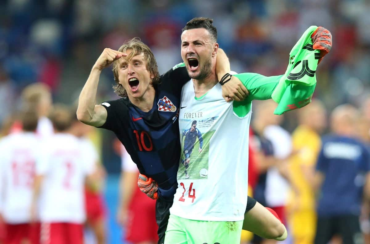 Video of red-hot Croatia national team singing and praying together in Russia goes viral