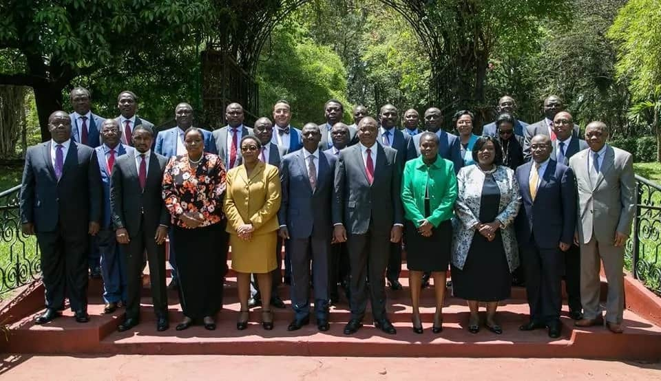 Kenyatta cabinet approves Africa free trade are, to involve 22 countries