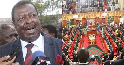 Mudavadi says MPs were insincere in passing new tax law