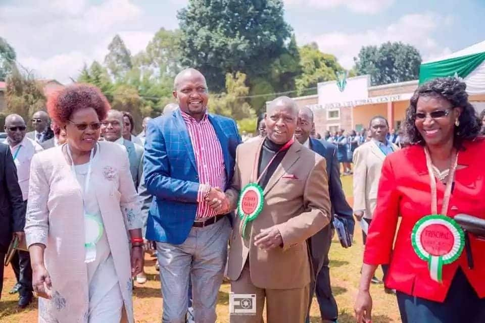 Moses Kuria bashes Duale tells him to stop meddling in vetting committee affairs