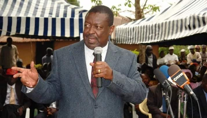 Musalia Mudavadi's party insists Raila is out of the 2022 presidential race
