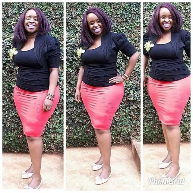 Two years after leaving NTV Faith Ngugi is now a mother and a wife and the transformation is beautiful
