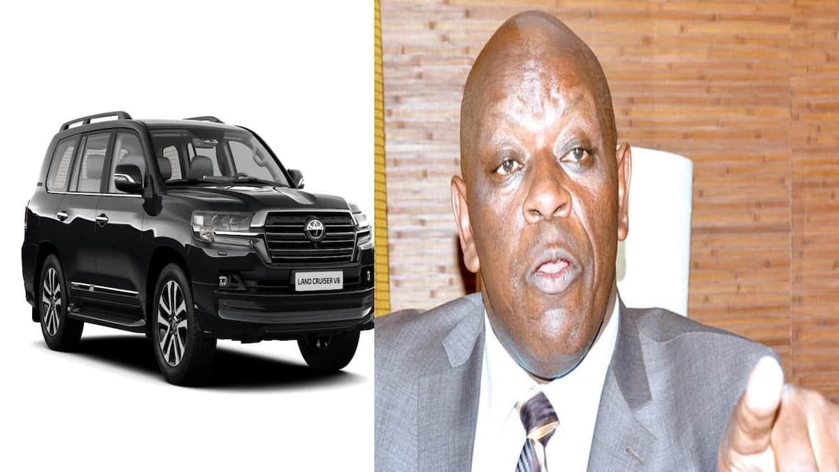 Gari la seneta latwaliwa baada ya kushindwa kulipa mkopo wa KSh 3 milioni