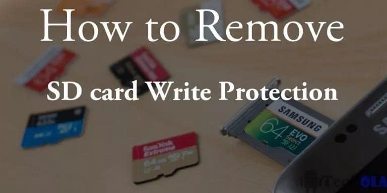 How to remove write protection on SD card Removing micro sd card write protection Remove write protection on sd card using cmd How to remove copy write protection on sd card
