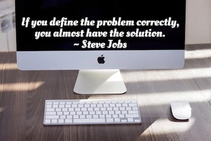 Best Steve Jobs' quotes about life, love, money & business
