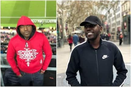Kenyans lash out at Larry Madowo over his extensive travels in Europe