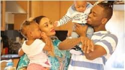 Diamond Platinumz brilliant clapback to everyone after confirming he has a third child by his Mpango wa Kando