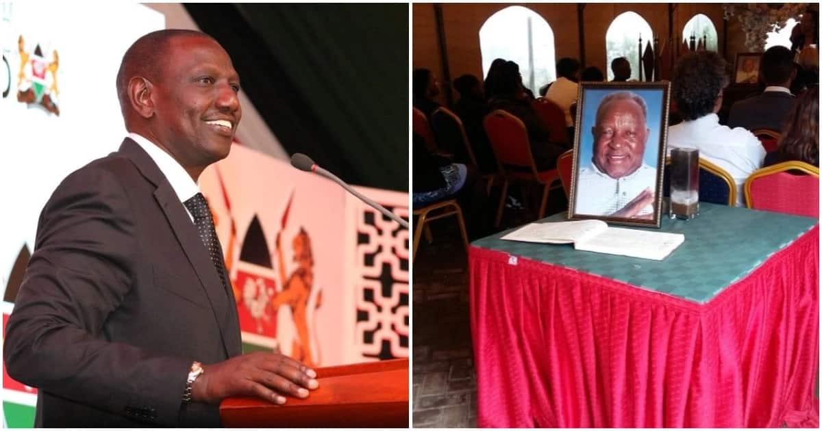 Matiba inspired me to form my own party when I differed with Raila in ODM - William Ruto