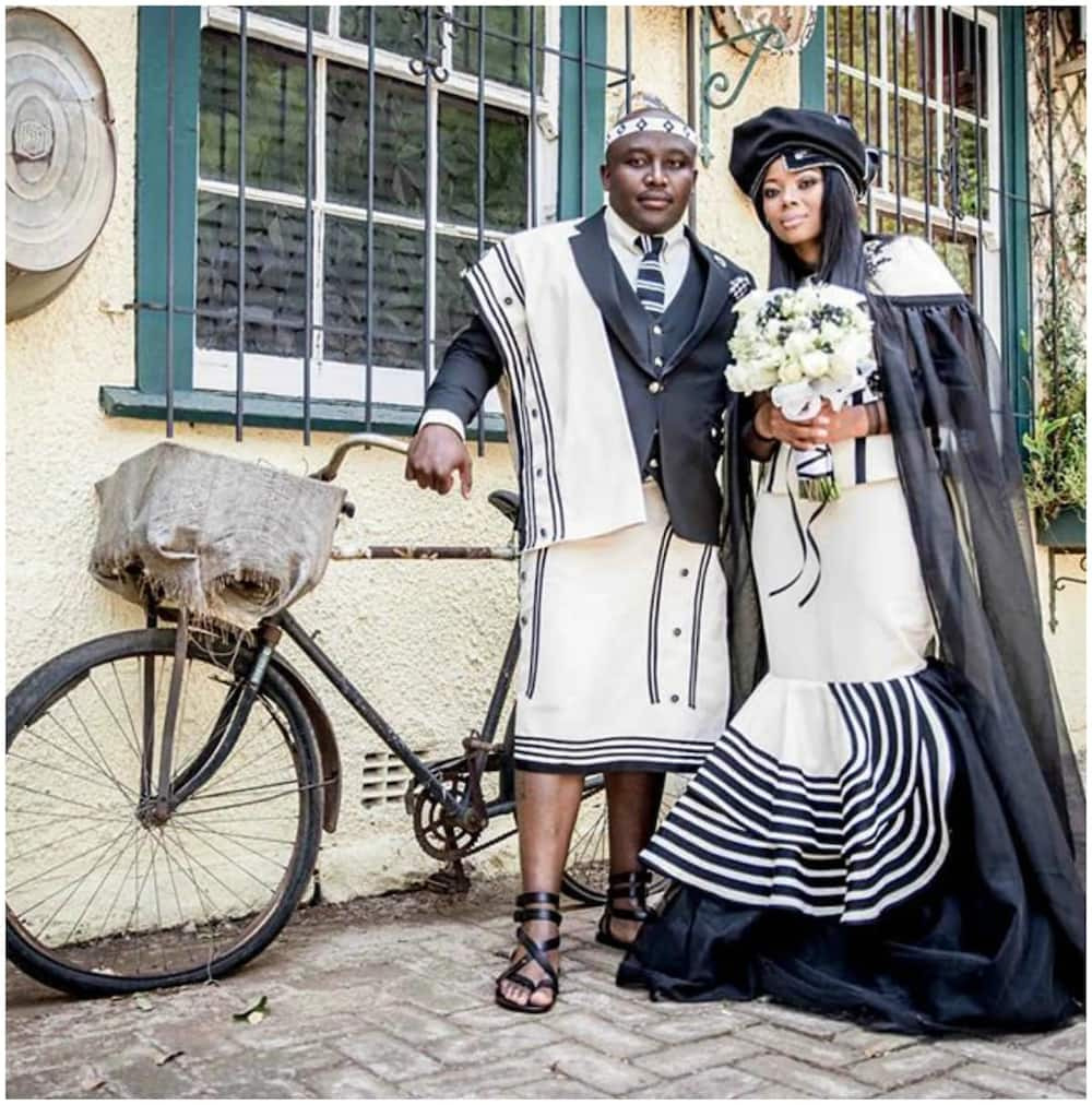 Xhosa Traditional Wedding Attire Tuko.co.ke