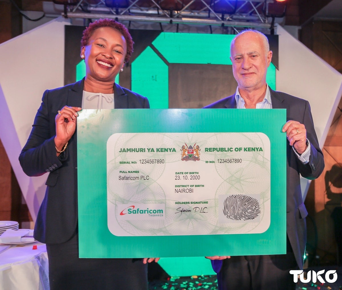 Kenya's biggest telecommunication firm Safaricom marks 18 years since inception in the country