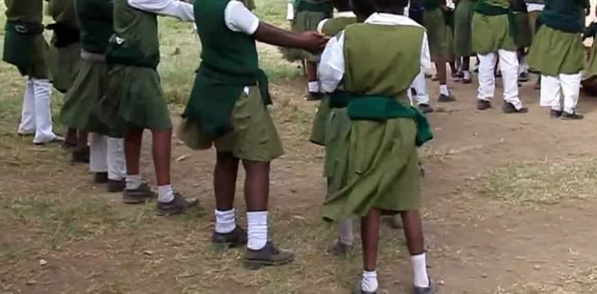 Demons invade school in Naivasha, girls scream in pain