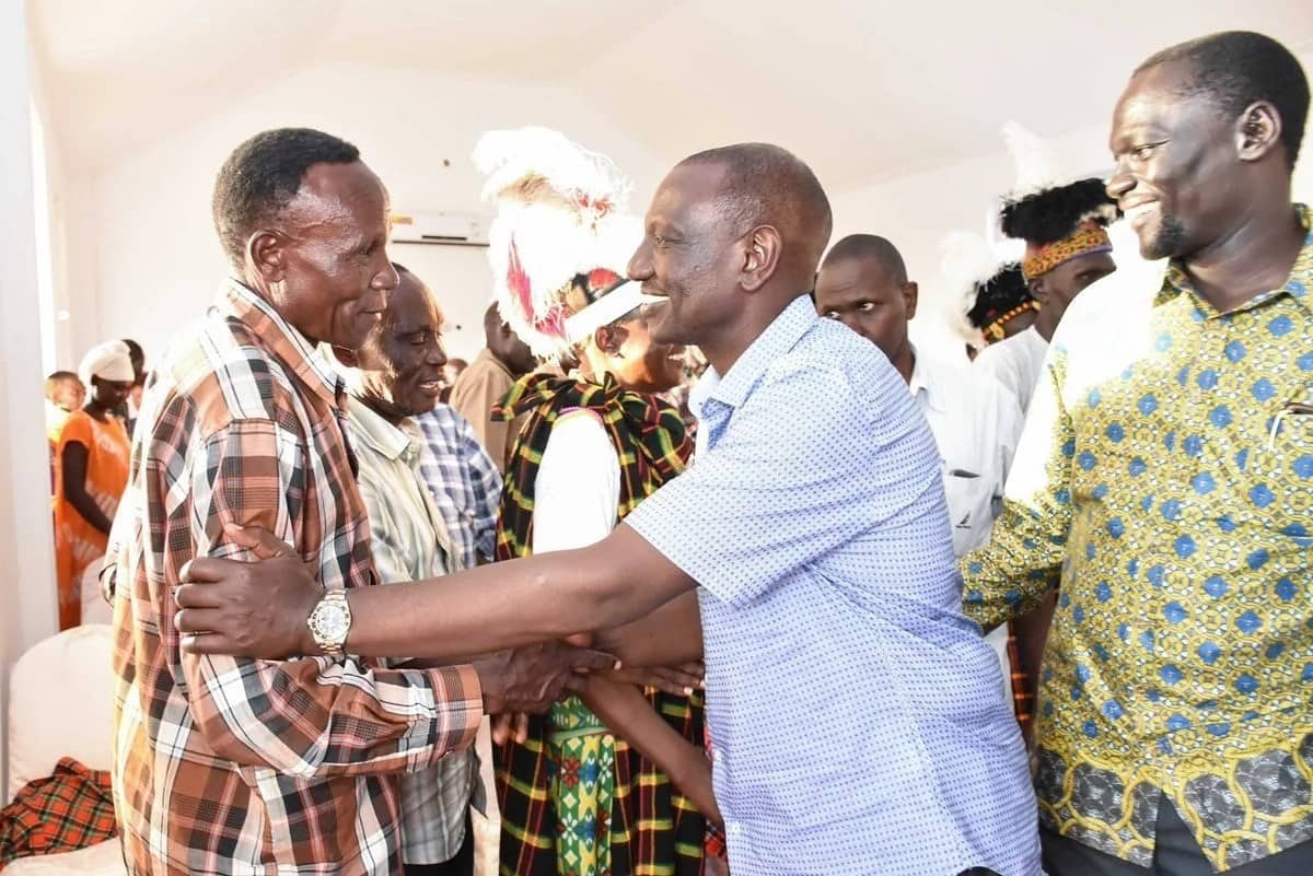 Ruto in talks with Turkana governor, leaders as oil drilling crisis rages