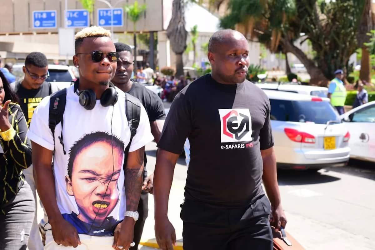 Je, Harmonize alipata pesa ngapi alipokuwa Nairobi? Pata uhondo kamili