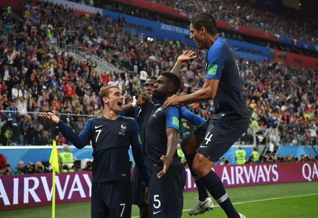 France beat Belgium 1-0 and edge closer to glory after reaching World Cup 2018 final